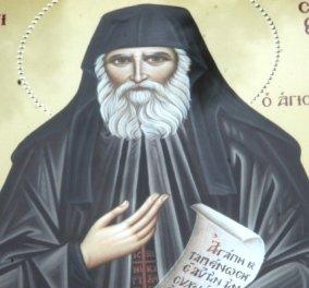 Γιορτάζει σήμερα ο άγιος Παΐσιος - Ο βίος και το έργο του ξυλουργού που έγινε μοναχός - Κυρίως Φωτογραφία - Gallery - Video