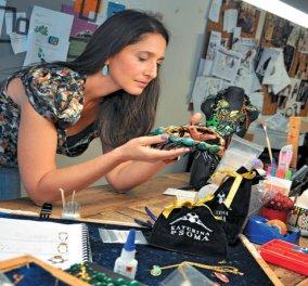 Αποκλειστικό - Katerina Psoma: Η διεθνώς αναγνωρισμένη σχεδιάστρια κοσμημάτων – Οι δημιουργίες της μαγνητίζουν κάθε βλέμα και κατακτούν τον πλανήτη! - Κυρίως Φωτογραφία - Gallery - Video
