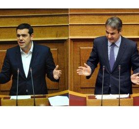 Live - Η σύγκρουση Τσίπρα – Μητσοτάκη στη Βουλή στην προ ημερησίας διατάξεως συζήτηση - Κυρίως Φωτογραφία - Gallery - Video