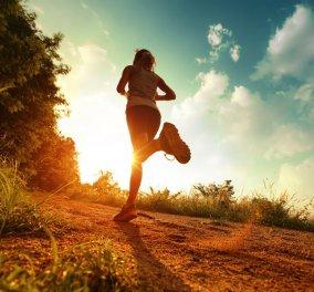 Τρέξιμο στη ζέστη: Συμβουλές και τρόποι προστασίας - Κυρίως Φωτογραφία - Gallery - Video