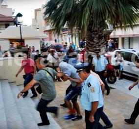 Ζάκυνθος: Για ανθρωποκτονία από πρόθεση κατηγορούνται οι 8 συλληφθέντες - Κυρίως Φωτογραφία - Gallery - Video