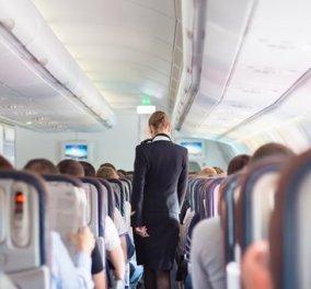 Παραλίγο μακελειό εν πτήσει: Επιβάτης της πρώτης θέσης επιτέθηκε σε αεροσυνοδό των Delta Air Lines - Κυρίως Φωτογραφία - Gallery - Video