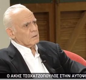 Άκης Τσοχατζόπουλος: «Ο ΣΥΡΙΖΑ τη στιγμή αυτή είναι το μόνο που μπορείς να υποστηρίξεις» (ΒΙΝΤΕΟ) - Κυρίως Φωτογραφία - Gallery - Video