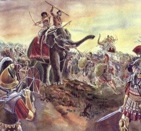 Πευκέστας, Λεοννάτος και Αβρέας: Oι σωματοφύλακες του Μεγάλου Αλεξάνδρου - Τον έσωσαν αιμόφυρτο λιπόθυμο  - Κυρίως Φωτογραφία - Gallery - Video