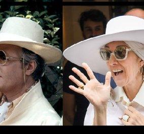Έχουν πάρει στο... ψιλό την Celine Dion με τα τρελά ρούχα που φοράει - Σύγκριση με το «Κλουβί με τις τρελές» (ΦΩΤΟ) - Κυρίως Φωτογραφία - Gallery - Video