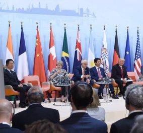 G20: Συμφωνία για το εμπόριο,  χάσμα με τις ΗΠΑ για το κλίμα  - Κυρίως Φωτογραφία - Gallery - Video