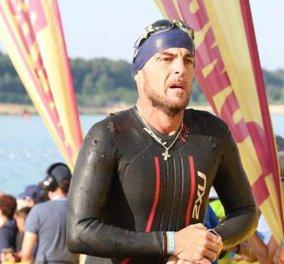 Made in Greece ο Παναγιώτης Διμπάμπης - Ευρωπαίος Ironman 2017: Η συγκινητική ιστορία & το τεράστιο θάρρος ψυχής αυτού του Μυτιληνιού - Κυρίως Φωτογραφία - Gallery - Video
