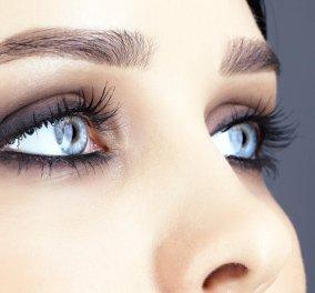 Μακιγιάζ για γαλάζια μάτια: 30+1 προτάσεις για τις γυναίκες που έχουν τη θάλασσα στο βλέμμα τους! - Κυρίως Φωτογραφία - Gallery - Video