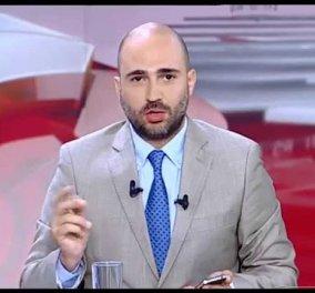 Τέλος ο Κωνσταντίνος Μπογδάνος από τον ΣΚΑΙ - Τι αναφέρει η ανακοίνωση του καναλιού - Κυρίως Φωτογραφία - Gallery - Video