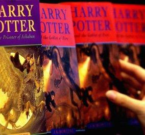 Good news: Έτοιμα τα δύο νέα βιβλία Harry Potter- Μάγοι όλης της γης σε νέες περιπέτειες  - Κυρίως Φωτογραφία - Gallery - Video