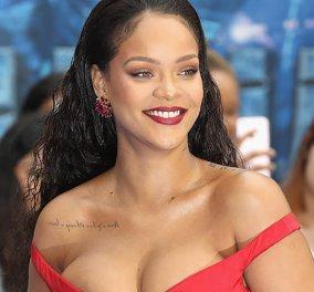 31 ξεχωριστές εμφανίσεις της Rihanna συνδυασμένες με κόκκινα ή ξανθά μαλλιά – φωτό - Κυρίως Φωτογραφία - Gallery - Video