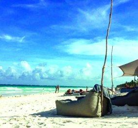 Υπέροχο ταξίδι- Nomade Tulum:  Όταν ο θεός άγγιξε έναν εξωτικό επίγειο παράδεισο στην Καραϊβική (ΦΩΤΟ) - Κυρίως Φωτογραφία - Gallery - Video