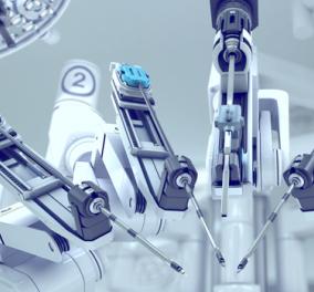 Στην Ελλάδα πρωτοποριακή επέμβαση όγκου στομάχου με ρομποτική χειρουργική χωρίς την παραμικρή αιμορραγία - Κυρίως Φωτογραφία - Gallery - Video