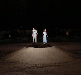 """Επίδαυρος: 16.500 θεατές για την """"Άλκηστη"""" με Φέρτη - Παπασπηλιόπουλο & σκηνοθέτη Κατερίνα Ευαγγελάτου - Κυρίως Φωτογραφία - Gallery - Video"""
