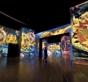 "Good news: Έρχεται η μεγαλειώδης έκθεση ""VAN GOGH ALIVE- THE EXPERIENCE"" στην Αθήνα - Κυρίως Φωτογραφία - Gallery - Video"