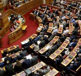 Δείτε απευθείας τη συζήτηση στη Βουλή για το Κυπριακό - Κυρίως Φωτογραφία - Gallery - Video