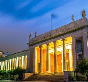 Η Πανσέληνος του Αυγούστου: Ένα νυχτερινό πανόραμα και μια σπάνια εμπειρία περιήγησης στο Εθνικό Αρχαιολογικό Μουσείο - Κυρίως Φωτογραφία - Gallery - Video