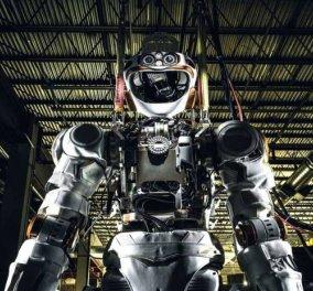"""100 ειδικοί καλούν σε βοήθεια τον ΟΗΕ: σταματήστε τα """"ρομπότ δολοφόνους"""" - θα έχουμε πόλεμο με απρόβλεπτες συνέπειες - Κυρίως Φωτογραφία - Gallery - Video"""
