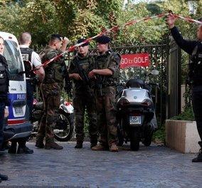 Συναγερμός στο Παρίσι: Αυτοκίνητο έπεσε πάνω σε στρατιώτες - Έξι τραυματίες - Κυρίως Φωτογραφία - Gallery - Video