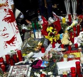 Κατέληξε η Ελληνίδα που τραυματίστηκε στην τρομοκρατική επίθεση στην Βαρκελώνη - Κυρίως Φωτογραφία - Gallery - Video