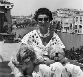 Vintage Story: Πέγκυ Γκούγκενχαϊμ- Η πλούσια Εβραία με τους αναρίθμητους εραστές, την φιλαργυρία & την λατρεία στην τέχνη - Κυρίως Φωτογραφία - Gallery - Video