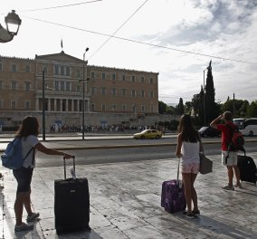 Αθήνα έρημη & άδεια: Επιτέλους μια ανθρώπινη πόλη για βόλτες και περπάτημα  - Κυρίως Φωτογραφία - Gallery - Video