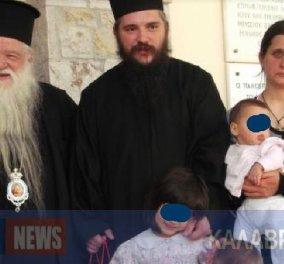 Μπράβο στον παπά! Μπήκε στην Φιλοσοφική από τους πρώτους - Είναι πατέρας 9 παιδιών!!!!  - Κυρίως Φωτογραφία - Gallery - Video