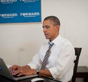 Το μήνυμα του Ομπάμα στο Twitter απέναντι στο ρατσισμό έγινε το πιο «αγαπημένο» όλων των εποχών - Κυρίως Φωτογραφία - Gallery - Video