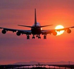 9,8% αυξήθηκε η αεροπορική κίνηση το επτάμηνο του 2017 - Κυρίως Φωτογραφία - Gallery - Video