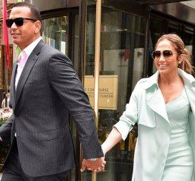 Αχά! This is love: o Alex Rodriguez παίρνει στην πλάτη του την Jennifer Lopez & κάνει pushups – βίντεο - Κυρίως Φωτογραφία - Gallery - Video