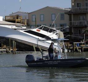 Ο τυφώνας Χάρβεϊ άφησε πίσω 33 νεκρούς και ζημιές δισεκατομμυρίων - Κυρίως Φωτογραφία - Gallery - Video