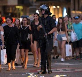 Ανάληψη ευθύνης από τον ISIS για το χτύπημα στη Βαρκελώνη - Κυρίως Φωτογραφία - Gallery - Video