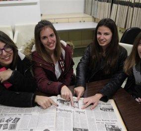Όχι 1 όχι 2 αλλά 4 επιτυχίες! Οι τετράδυμες αδελφές από την Ηλεία πέτυχαν στις πανελλήνιες σε διαφορετικές σχολές!!!!!  - Κυρίως Φωτογραφία - Gallery - Video