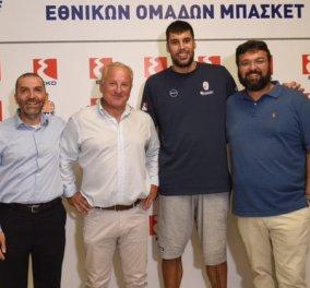 """H EKO εύχεται καλή επιτυχία στην Εθνική Ανδρών, ενόψει του """"EUROBASKET 2017"""" - Κυρίως Φωτογραφία - Gallery - Video"""