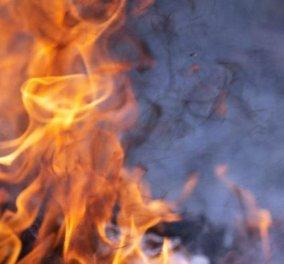 Τραγωδία στη Μυτιλήνη: Δυο νεκροί από πυρκαγιά σε σπίτι - Κυρίως Φωτογραφία - Gallery - Video