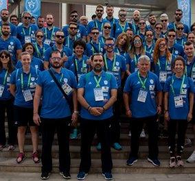 Ο Όμιλος ΕΛ.ΠΕ υπερήφανος υποστηρικτής της ελληνικής αποστολής στους Ολυμπιακούς Αγώνες Κωφών – Επέστρεψαν με 5 μετάλλια - Κυρίως Φωτογραφία - Gallery - Video