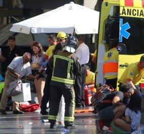 Τρομοκρατική επίθεση στη Βαρκελώνη: αναφορές για 13 νεκρούς, 50 τραυματίες – σε εξέλιξη ομηρία σε εστιατόριο - Κυρίως Φωτογραφία - Gallery - Video