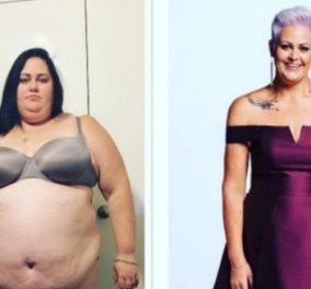 115 κιλά έχασε αυτή η γυναίκα που ζούσε με Mc & KFC: τώρα τρέχει σε μαραθωνίους – Φωτό - Κυρίως Φωτογραφία - Gallery - Video