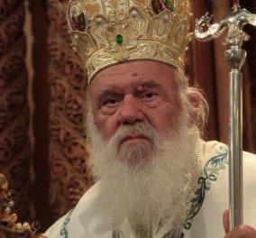 Αρχιεπίσκοπος Ιερώνυμος: Ο ελληνικός λαός θα υπάρξει πάντοτε ορθόδοξος (ΒΙΝΤΕΟ) - Κυρίως Φωτογραφία - Gallery - Video