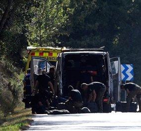 Νεκρός ο μακελάρης της Βαρκελώνης – Έπεσε από αστυνομικά πυρά - Κυρίως Φωτογραφία - Gallery - Video
