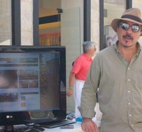 Ο Βαγγέλης Περρής απαντά στην καταγγελία της Μαρίας Δεναξά για τη ταβέρνα στη Σύρο: «Επέλεξες το δέντρο αντί του δάσους» - Κυρίως Φωτογραφία - Gallery - Video