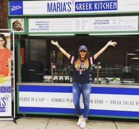 Η Μαρία Μενούνος μετά την περιπέτεια υγείας άνοιξε καντίνα στη Βοστόνη - Κυρίως Φωτογραφία - Gallery - Video