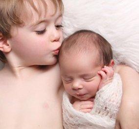Γιατί το μεγαλύτερο παιδί δεν πρέπει να αναλαμβάνει ευθύνες για το μικρότερο; - Κυρίως Φωτογραφία - Gallery - Video