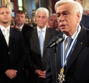 Δεκαπενταύγουστος: Οι ευχές των πολιτικών αρχηγών  - Κυρίως Φωτογραφία - Gallery - Video