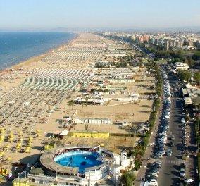 Ιταλία: 26χρονη τουρίστρια βιάστηκε ενώ ο φίλος της ξυλοκοπήθηκε στη δημοφιλή παραλία Ρίμινι - Κυρίως Φωτογραφία - Gallery - Video