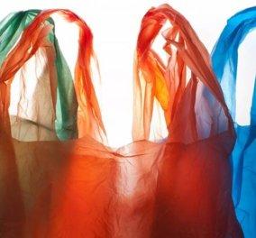 Επίσημα από την 1/1/2018 τέλος η δωρεάν σακούλες – Φθάσαμε να χρησιμοποιεί ο καθένας μας 250  - Κυρίως Φωτογραφία - Gallery - Video