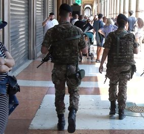 Βαρκελώνη: Οι τζιχαντιστές ήθελαν να ανατινάξουν όλη την πόλη - Βρέθηκαν 120 φιάλες βουτανίου - Κυρίως Φωτογραφία - Gallery - Video