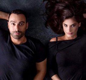 Ο Σάκης Τανιμανίδης σηκώνει ψηλά το «τρόπαιο» της ζωής του, την ερωτευμένη Χριστίνα Μπόμπα - Κυρίως Φωτογραφία - Gallery - Video