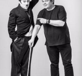 Το βραβευμένο έργο «Τσάρλι Τσάπλιν»για πρώτη φορά στην Ελλάδα, στο Θέατρο ΑΚΡΟΠΟΛ - Κυρίως Φωτογραφία - Gallery - Video