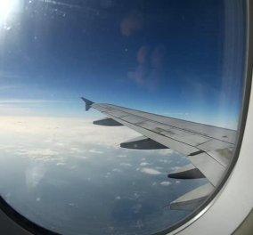 Θρίλερ σε πτήση του Παναμά: Έφηβος άνοιξε την πόρτα κινδύνου στο αεροπλάνο και γλίστρησε στο φτερό! - Κυρίως Φωτογραφία - Gallery - Video